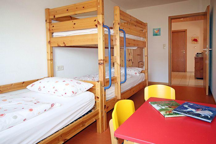 Ferienwohnung Wiesenblick - Kinderzimmer